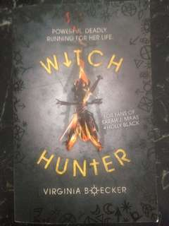 Witch Hunter by Virginia Boecker