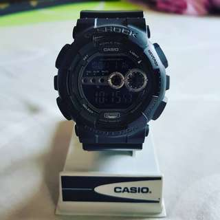 Casio Gshock GD100-1B