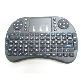 2.4G 迷你無線滑鼠鍵盤Touchpad i8
