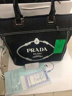 Prada Hand & Sling Bag