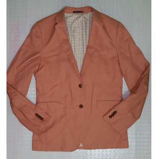 Ben Sherman Peach Suit