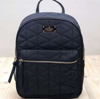katespade bradley small quilted size 23x29