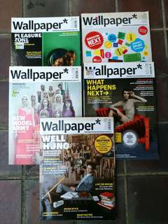 Wallpaper Magazines