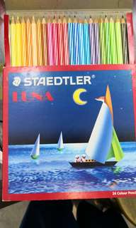 Staedtler luna 24pcs color pencil