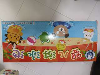 Blessing inflatable baby spa pool