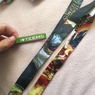 ⭐️League of legends merchandise