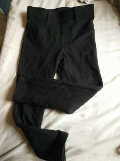 Preloved H&M Kid's Black Jeggings