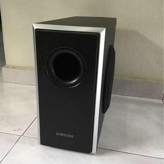 Samsung subwoofer speaker system PS-WTQ22