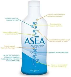 ASEA Redox Molecule
