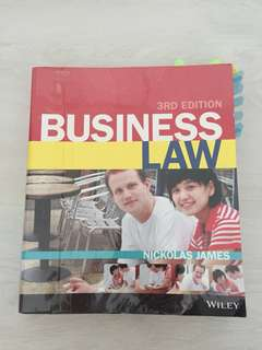RMIT business law textbook