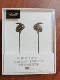QCY qy 19 運動藍牙耳機 Sporty Bluetooth Headphone