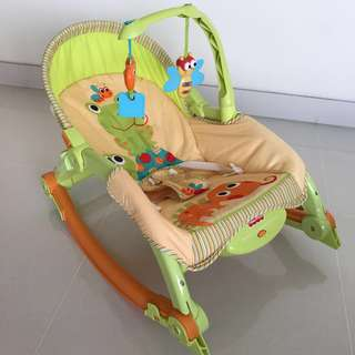 Fisher Price Baby Rocker T2518