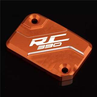 KTM RC390 Front Brake Fluid Cover