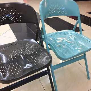 Foldable Metal Chair
