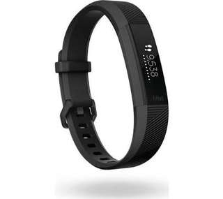 BNEW SEALED FITBIT ALTA HR Gunmetal Black Limited Edition