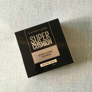 MAYBELLINE SUPER CUSHION - ULTRA COVER