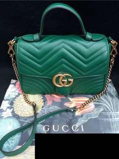 Gucci Bag (Almost New)