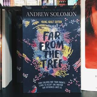 🌷🌟 FAR FROM THE TREE - ANDREW SOLOMON