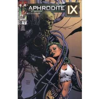 APHRODITE IX #0 (2000) David Finch - Guest Artist STGCC 2018!