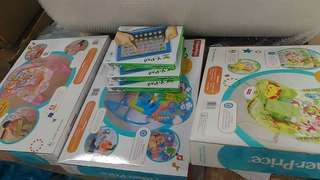 SM Pull-out! Fisherprice rocker NEW