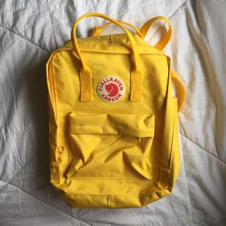 FJALLRAVEN KANKEN (Warm Yello) HQ replica