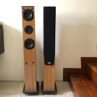 System Audio (Danish) Floor Stand speaker