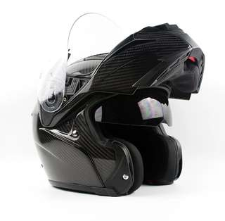MARUSHIN 3K 全碳纖 揭面 頭盔 BFF-B1 XXXL