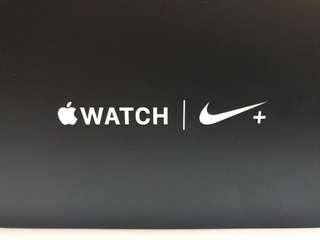 Apple Watch Series 2 Nike+ 42 mm