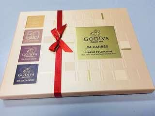 Godiva 朱古力 Chocolate New