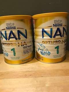 Milk Powder - Nan HA Gold Formula Stage 1