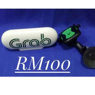GRAB Blink Lighter and Hp Holder