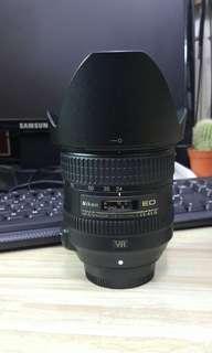 Nikon af-s 24 70