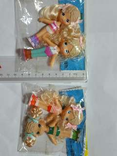 Beach Doll Frige Magnets