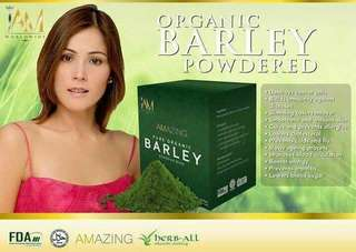 Barley Pure Organic Powder