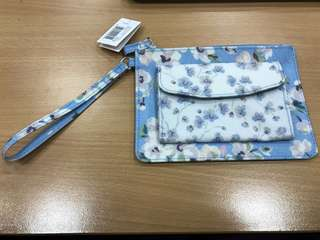 #July100 [Authentic] Cath Kidston Wellesley Wristlet Purse