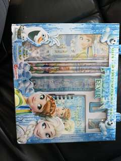 Frozen Stationery Set