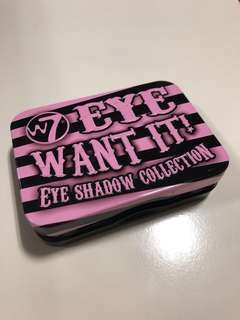 W7 Eye Want It Eye Shadow Collection Palette