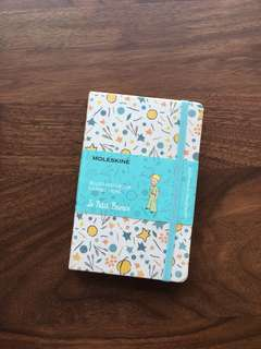 BN limited edition Moleskine LITTLE PRINCE