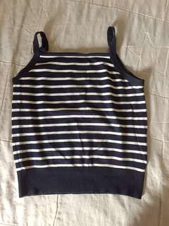 STRIPES TANK TOP