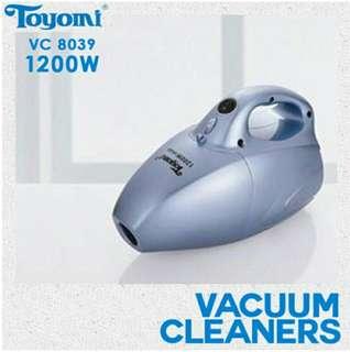 Preloved - Toyomi Vacuum Cleaner VC 8039