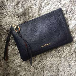 Salvatore Ferragamo clutch (Reduced price)