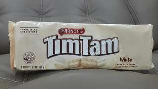 #July100 Tim Tam white chocolate