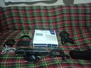 Selling Preloved XBOX 360 JTAG w/ kinect STAR WARS EDITION