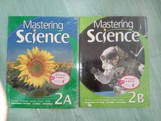Mastering Science2A,2B