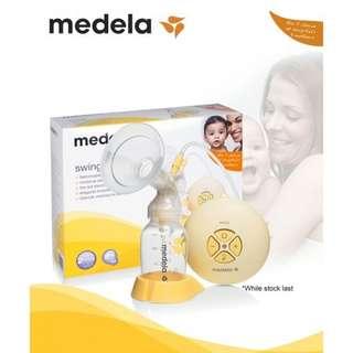 Preloved Medela Swing Breast Pump