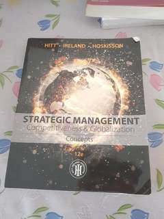 Strategic management 12th edition