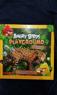 National Geographic kids- Angry Birds Playground
