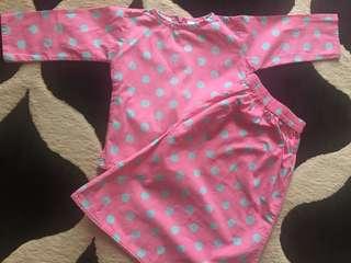 Baju Kurung Baby 12months