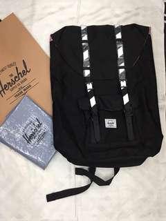 herschel unisex backpack