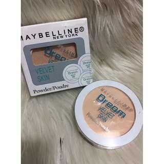 Maybelline powder velvet
